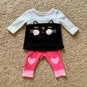 Gymboree 3-6 Month outfit